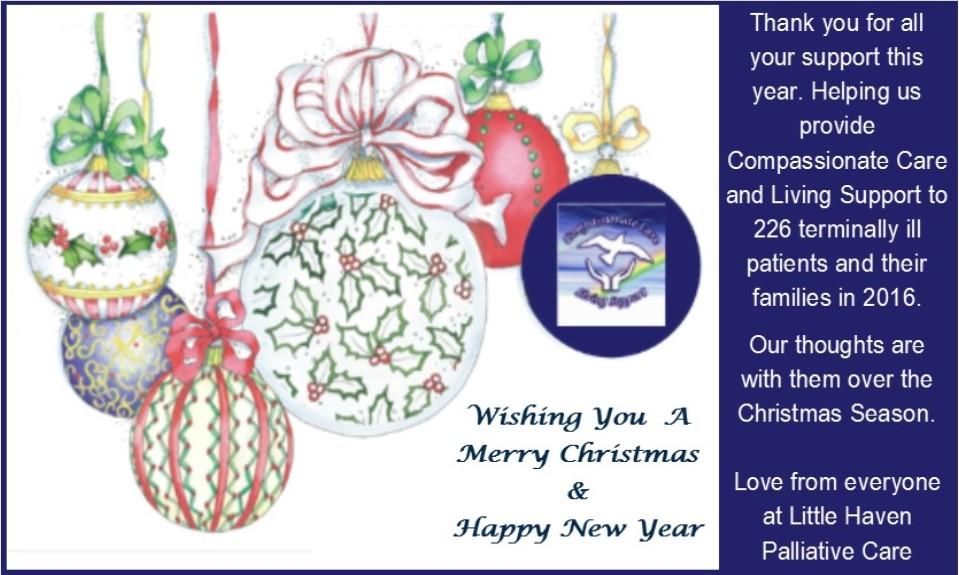 Christmas Message 2016