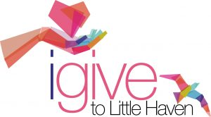 Support Little Haven by a regular contribution