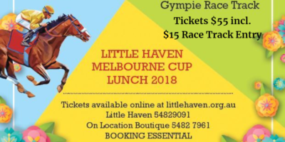 Little Haven Melbourne Cup Lunch 2018