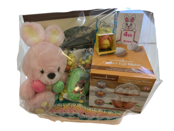 Little Haven Easter Raffle - 4th Prize